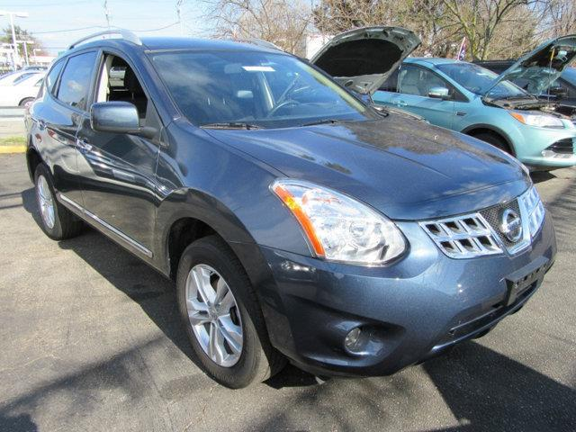 2013 NISSAN ROGUE AWD 4DR SV blue this 2013 nissan rogue 4dr awd 4dr sv features a 25l 4 cylinde