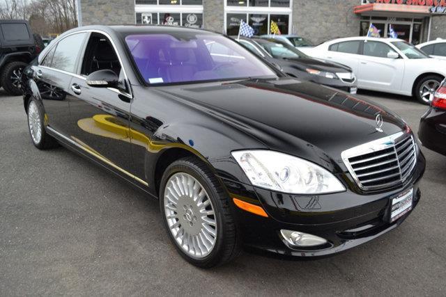 2007 MERCEDES-BENZ S-CLASS S550 4MATIC AWD 4DR SEDAN black this 2007 mercedes-benz s-class 4dr s5