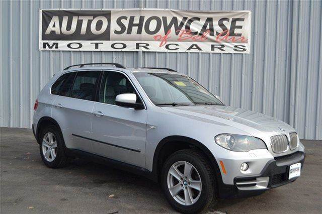 2007 BMW X5 48I AWD 4DR SUV silver low miles this 2007 bmw x5 48i will