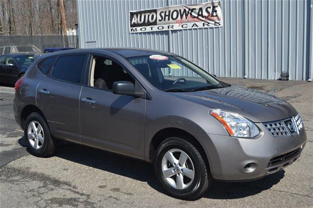2010 NISSAN ROGUE AWD 4DR SL 4X4 SUV grey 4wd this 2010 nissan rogue s will sell fast low mile