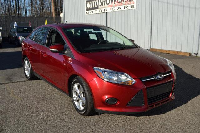 2013 FORD FOCUS SE 4DR SEDAN red this 2013 ford focus 4dr 4dr sedan se features a 20l 4 cylinder