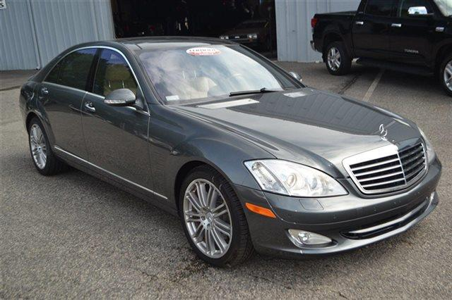 2007 MERCEDES-BENZ S-CLASS S550 4DR SEDAN andorite grey metallic priced below market thiss-clas