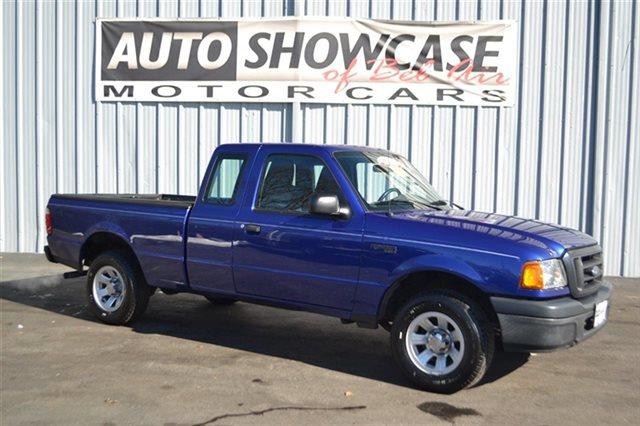 2005 FORD RANGER 2DR SUPERCAB 126 WB XLT TRUCK blue low miles this 2005 ford ranger 2dr superca