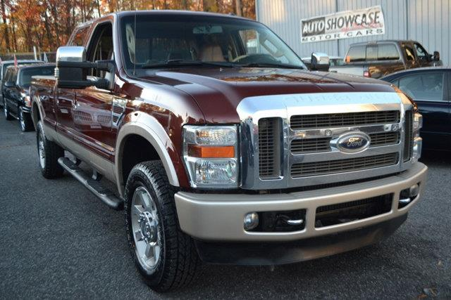 2008 FORD F-350 SUPER DUTY - orange this 2008 ford f-350 sd 4dr - features a 64l 8 cylinder 8cyl