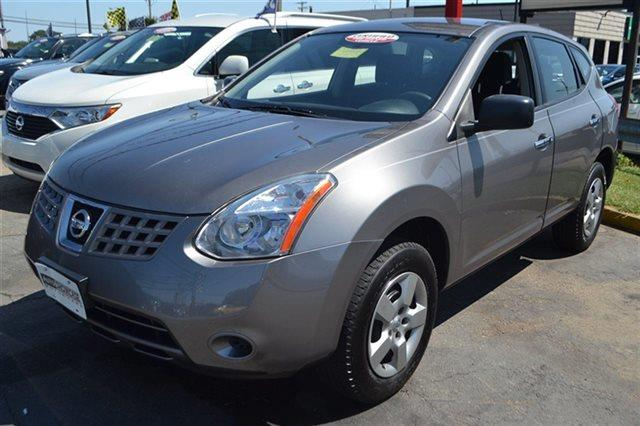 2010 NISSAN ROGUE S AWD 4DR CROSSOVER gotham gray metallic new arrival 4wd this 2010 nissan r