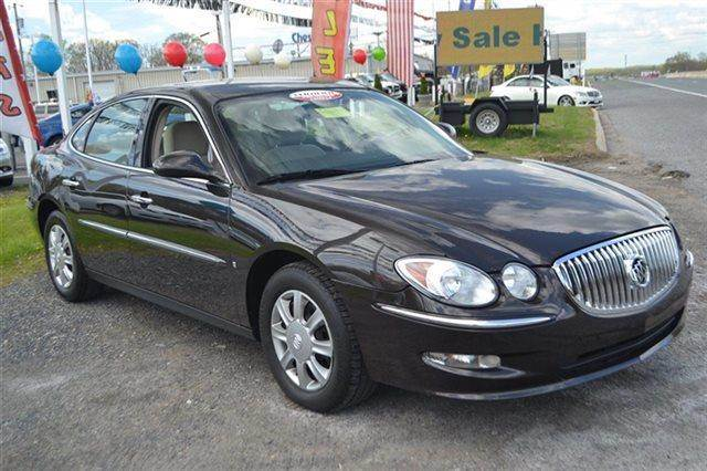 2008 BUICK LACROSSE CX 4DR SEDAN dark mocha metallic low miles this 2008 buick lacrosse cx will