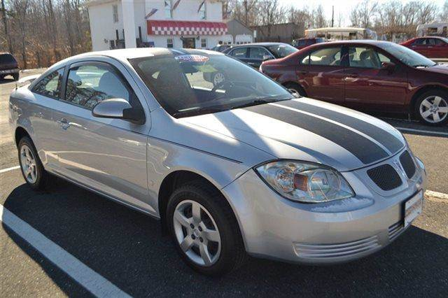 2009 PONTIAC G5 BASE 2DR COUPE silver value priced below market keyless start this 2009 pont