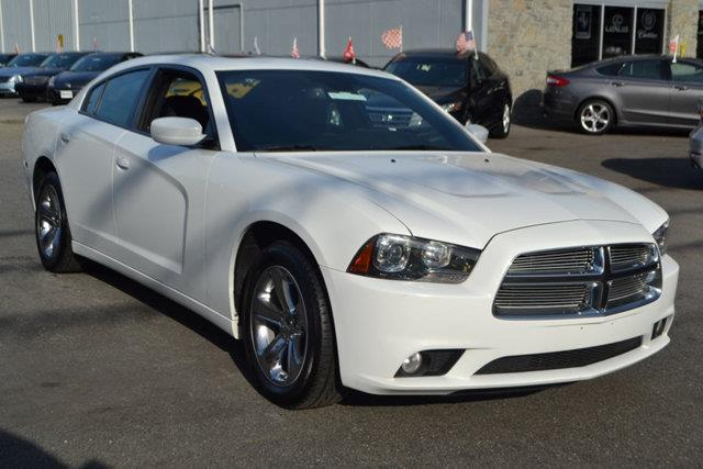 2011 DODGE CHARGER white this 2011 dodge charger 4dr features a 36l v6 cylinder 6cyl gasoline en