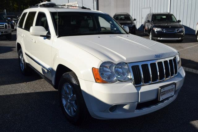 2009 JEEP GRAND CHEROKEE LIMITED 4X4 4DR SUV white this 2009 jeep grand chero