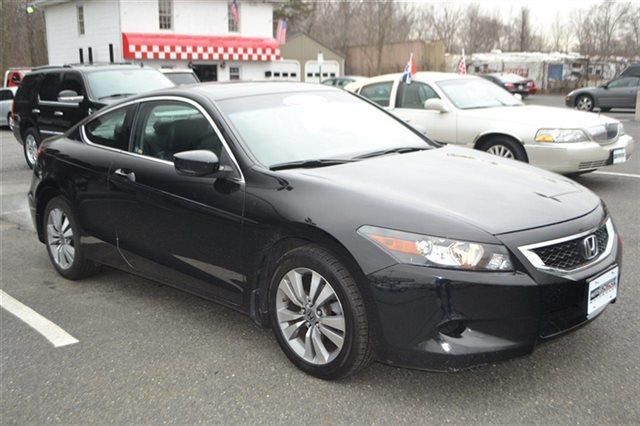 2009 HONDA ACCORD 2DR I4 AUTOMATIC EX-L COUPE black this 2009 honda accord cpe 2dr i4 automatic e