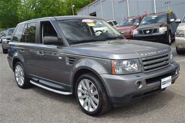 2009 LAND ROVER RANGE ROVER SPORT HSE 4X4 4DR SUV W LUXURY PACKAG stornoway grey metallic new a