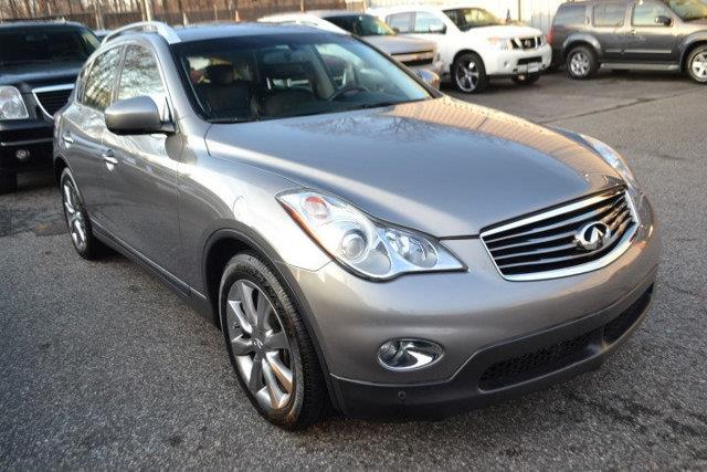 2010 INFINITI EX35 - gray this 2010 infiniti ex35 4dr - features a 35l v6 cylinder 6cyl gasoline