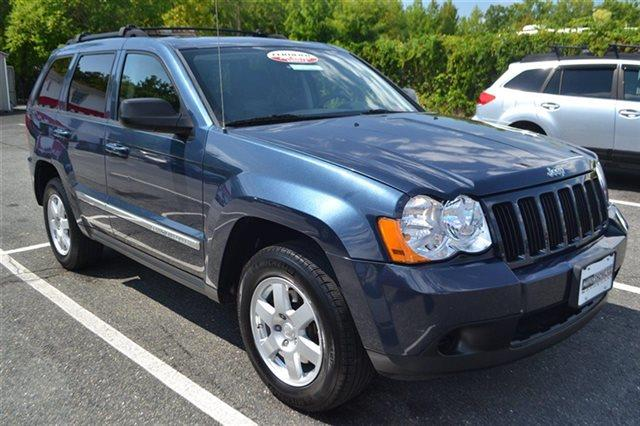 2010 JEEP GRAND CHEROKEE LAREDO 4X4 4DR SUV modern blue pearl new arrival 4wd priced below ma