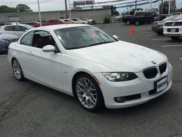 2007 BMW 3 SERIES 328I 2DR CONVERTIBLE alpine white priced below market this3 series will sell