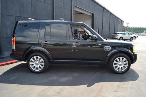 2012 Land Rover LR4 for sale in Glen Burnie, MD