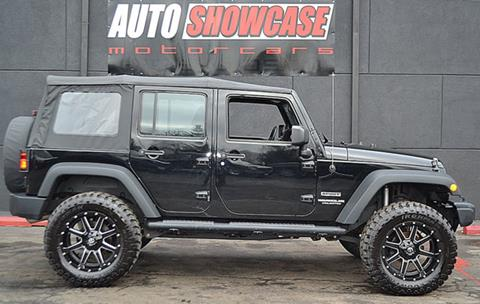 2014 Jeep Wrangler Unlimited for sale in Glen Burnie, MD