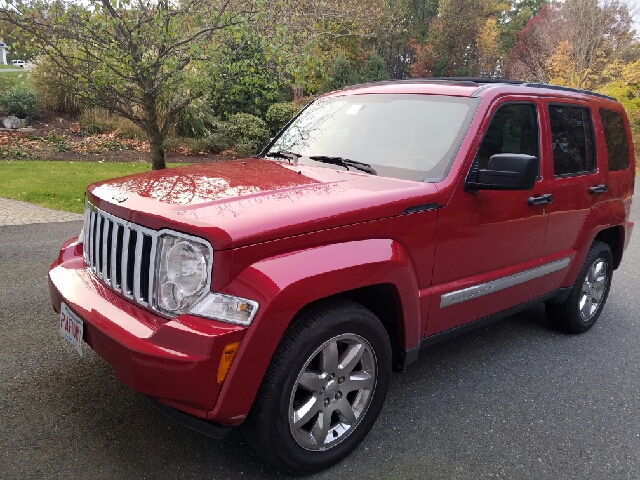2010 Jeep Liberty 4x4 Limited 4dr SUV - Indian Orchard MA