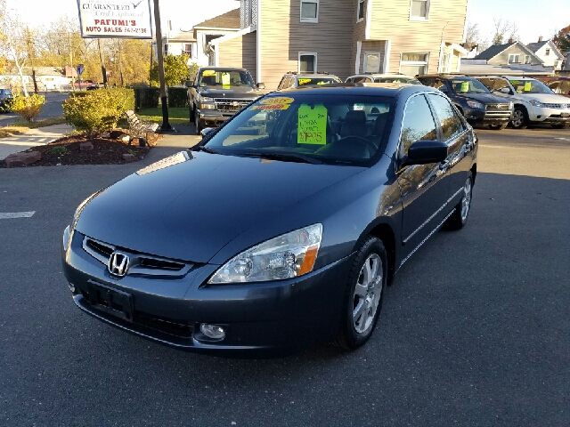 2005 honda accord ex v 6 4dr sedan in indian orchard ma pafumi 39 s auto care center and sales. Black Bedroom Furniture Sets. Home Design Ideas