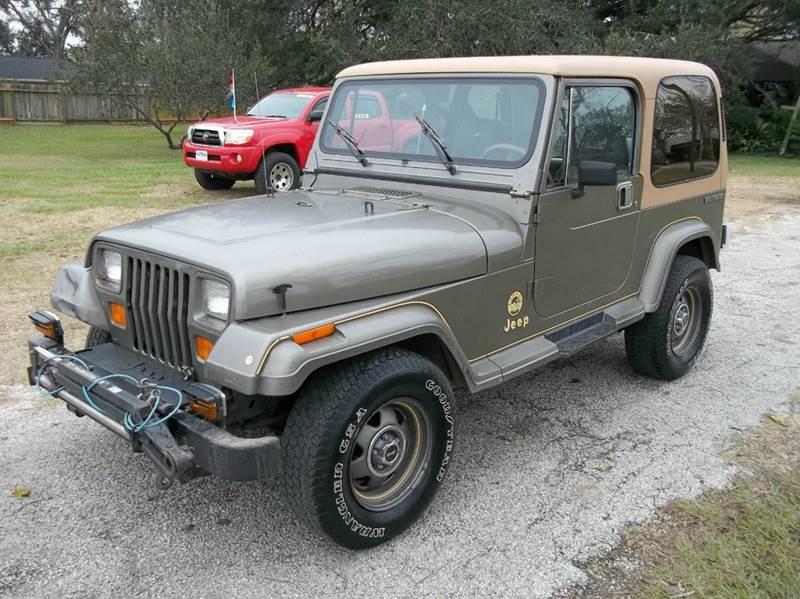 used 1988 jeep wrangler for sale. Black Bedroom Furniture Sets. Home Design Ideas