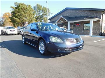 2005 Nissan Altima for sale in Graham, NC