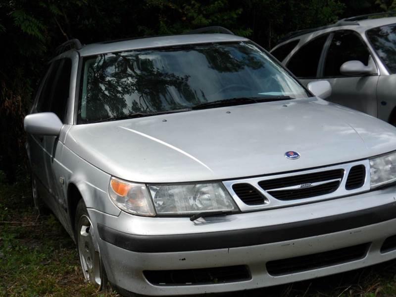 2001 Saab 9-5