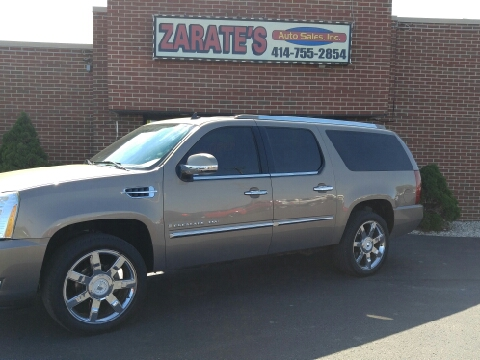 2007 cadillac escalade esv for sale wisconsin. Cars Review. Best American Auto & Cars Review