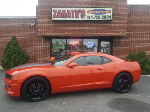 2013 Chevrolet Camaro for sale in Caledonia, WI