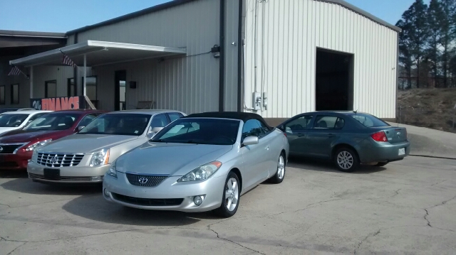 2006 Toyota Camry Solara Sle V6 2dr Convertible In Hattiesburg Ms Broadway Motors Llc