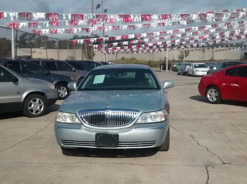 Lincoln Town Car For Sale Mississippi