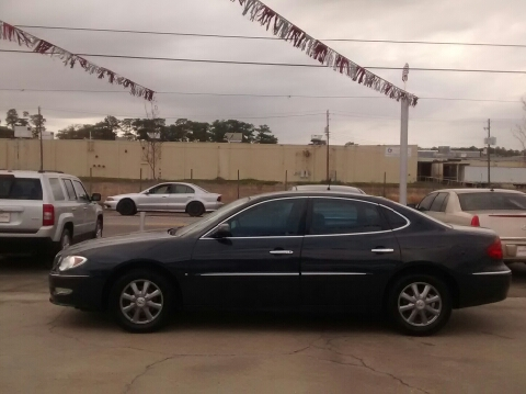 2009 Buick Lacrosse For Sale