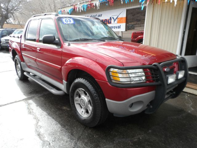 2003 ford explorer sport trac xls 4wd 4dr crew cab for. Black Bedroom Furniture Sets. Home Design Ideas