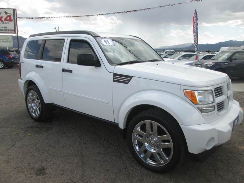 2011 dodge nitro 4x4 heat 4dr suv in cortez co auto sales. Black Bedroom Furniture Sets. Home Design Ideas