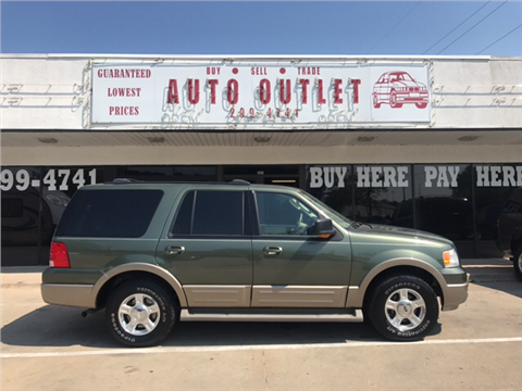 2004 Ford Expedition for sale in Des Moines, IA