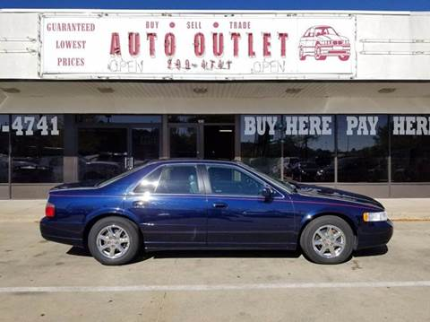 1999 Cadillac Seville for sale in Des Moines, IA