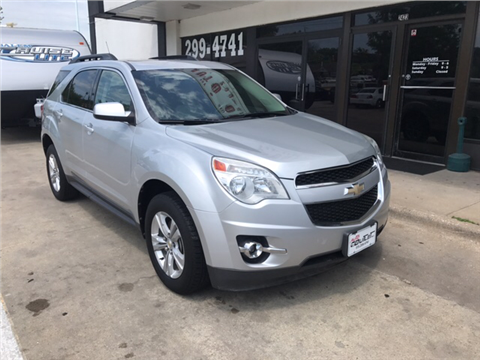 2010 Chevrolet Equinox for sale in Des Moines, IA