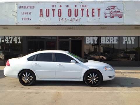 2012 Chevrolet Impala For Sale In Iowa