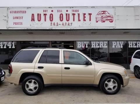 2006 Chevrolet TrailBlazer for sale in Des Moines, IA