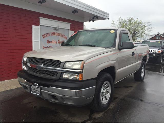 2005 chevrolet silverado 1500 work truck short bed 4wd in fairfield oh dixie imports. Black Bedroom Furniture Sets. Home Design Ideas