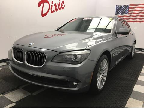 2011 BMW 7 Series for sale in Fairfield, OH