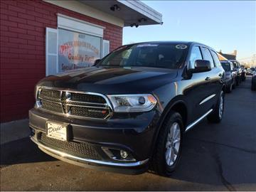 2015 Dodge Durango for sale in Fairfield, OH