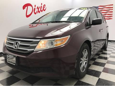 2011 Honda Odyssey for sale in Fairfield, OH