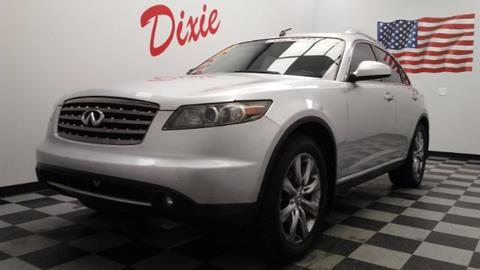 2006 Infiniti FX45 for sale in Fairfield, OH