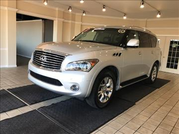 2011 Infiniti QX56 for sale in Fairfield, OH