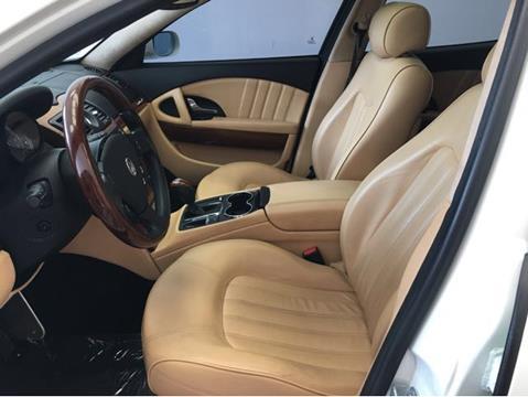 2008 Maserati Quattroporte for sale in Fairfield, OH