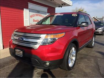 2012 ford explorer for sale. Cars Review. Best American Auto & Cars Review