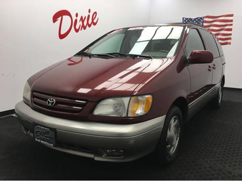 2002 Toyota Sienna for sale in Fairfield, OH