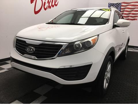 2011 Kia Sportage for sale in Fairfield, OH