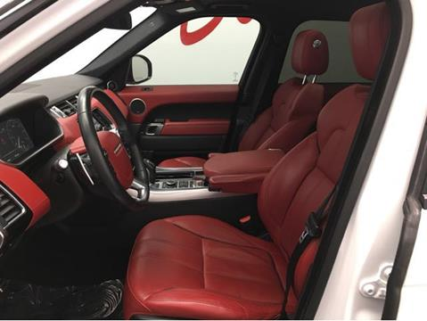2015 Land Rover Range Rover Sport for sale in Fairfield, OH
