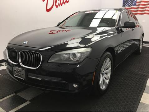 2010 BMW 7 Series for sale in Fairfield, OH