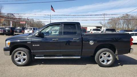 2008 Dodge Ram Pickup 1500 for sale in Inver Grove Heights, MN